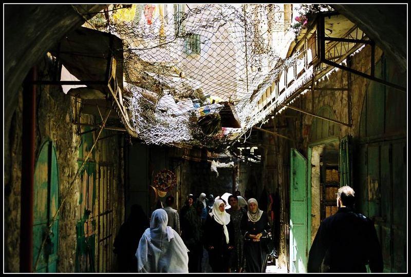 Palästinareise, Hebron
