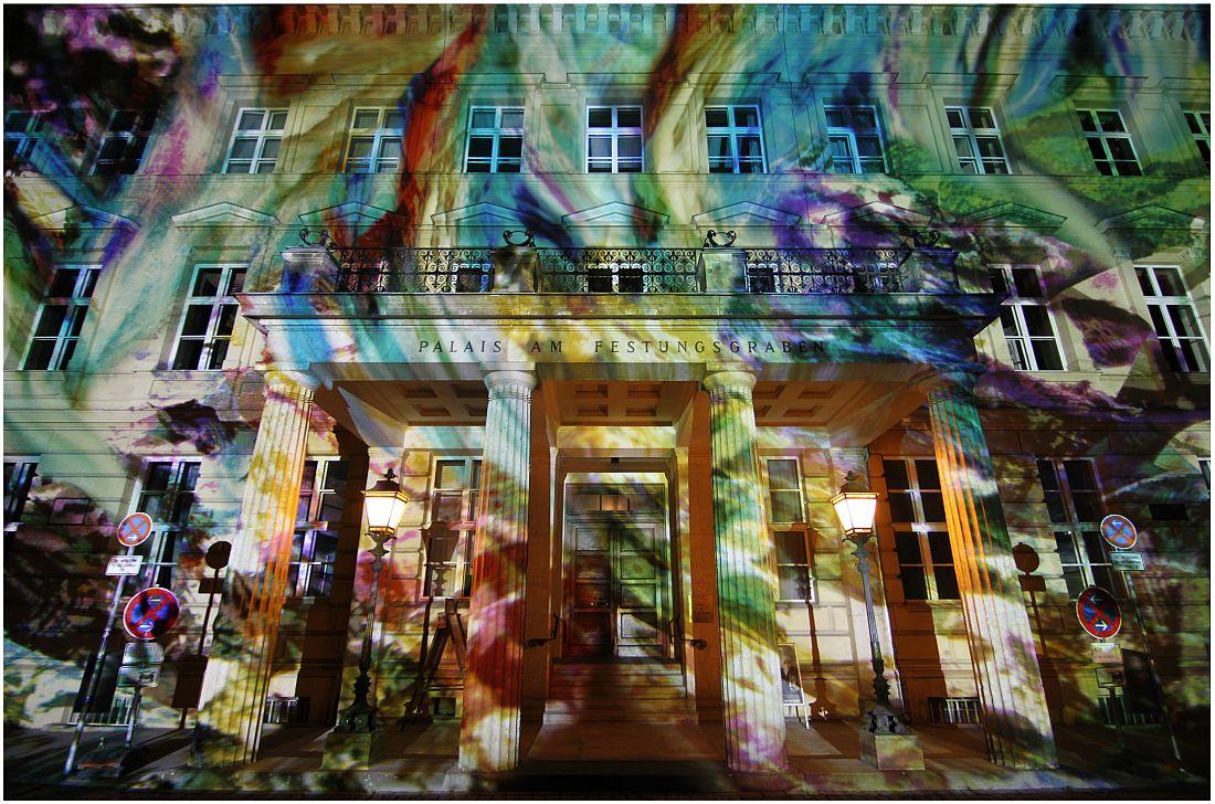 Palais am Festungsgraben - Festival of Lights 2013