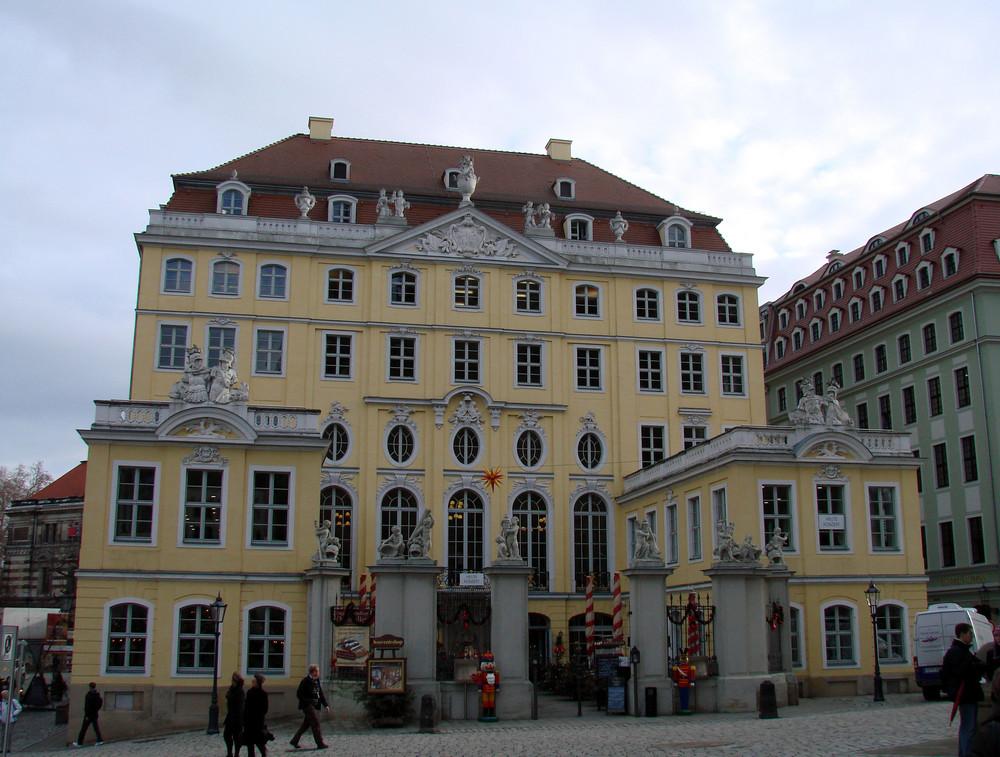 Palais Cosel in Dresden