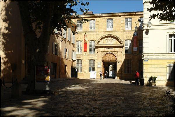 Palais de l'Archevêché...