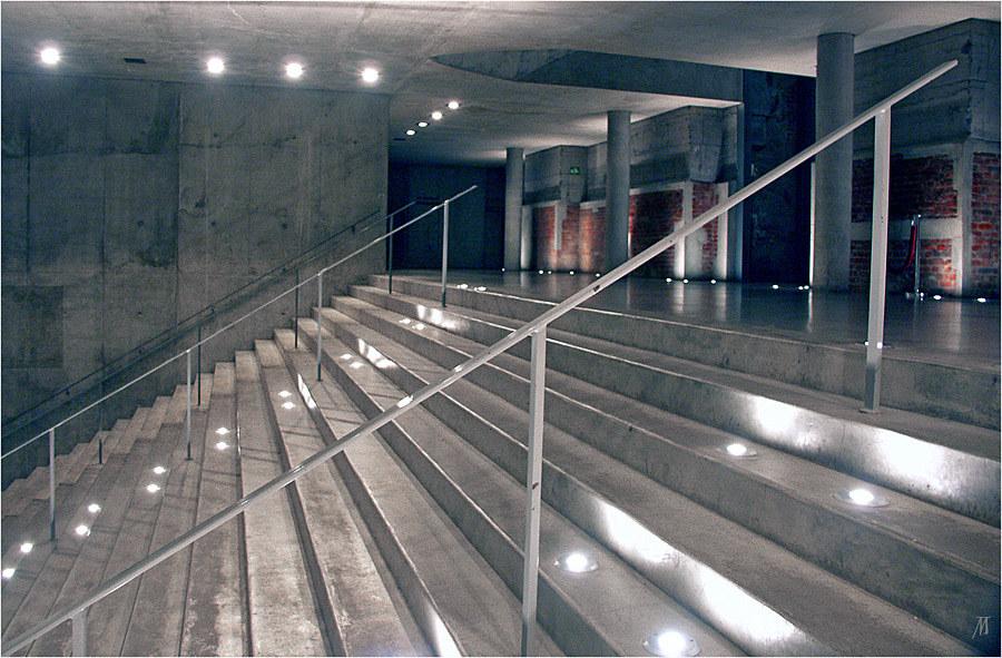 Palais des Beaux Arts, Lille, Souterrain