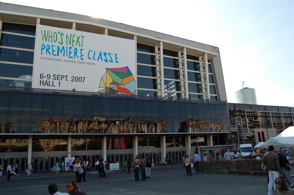 Palais des exposition