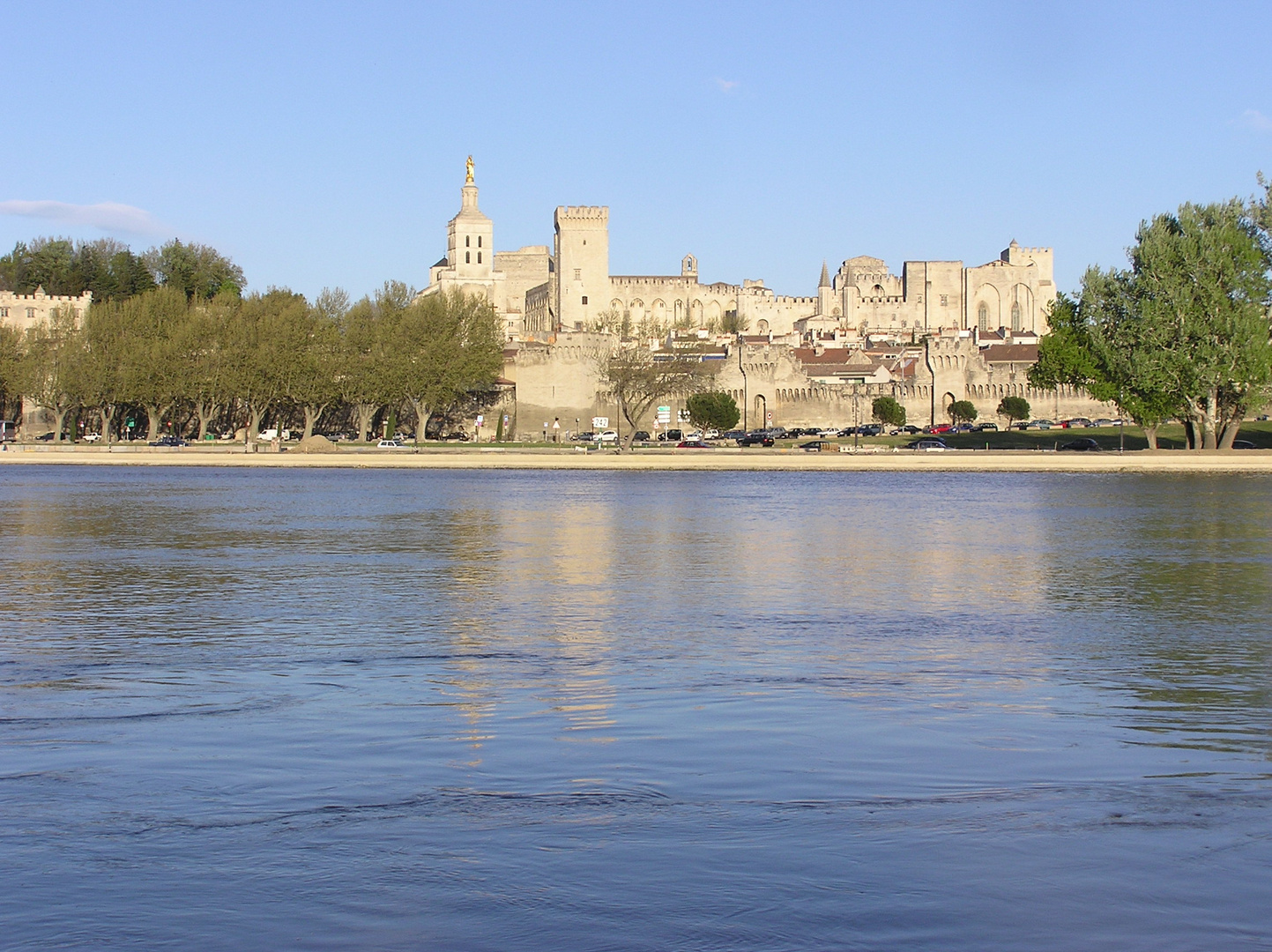 Palais des Papes sur Rhône