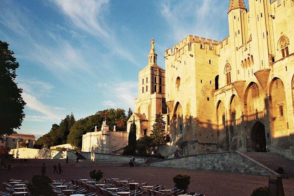 Palais du Pape, Avignon