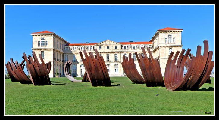 Palais du Pharo à Marseille