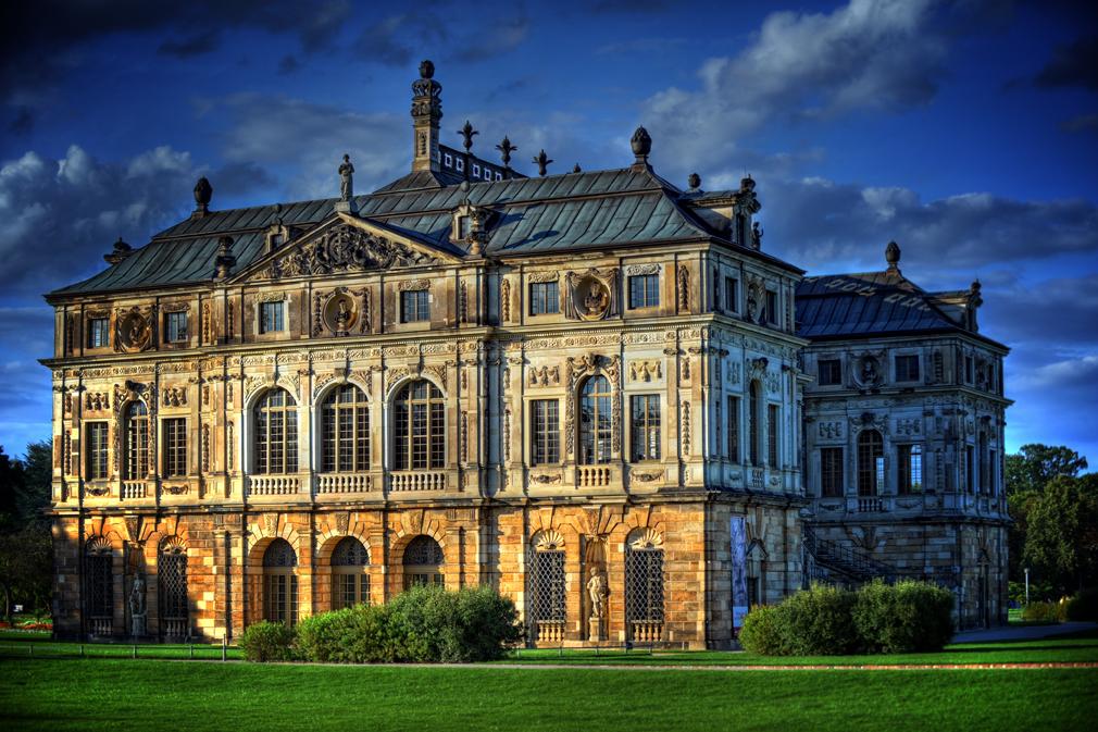 Großer garten  Palais Grosser Garten Foto & Bild   architektur, schlösser ...
