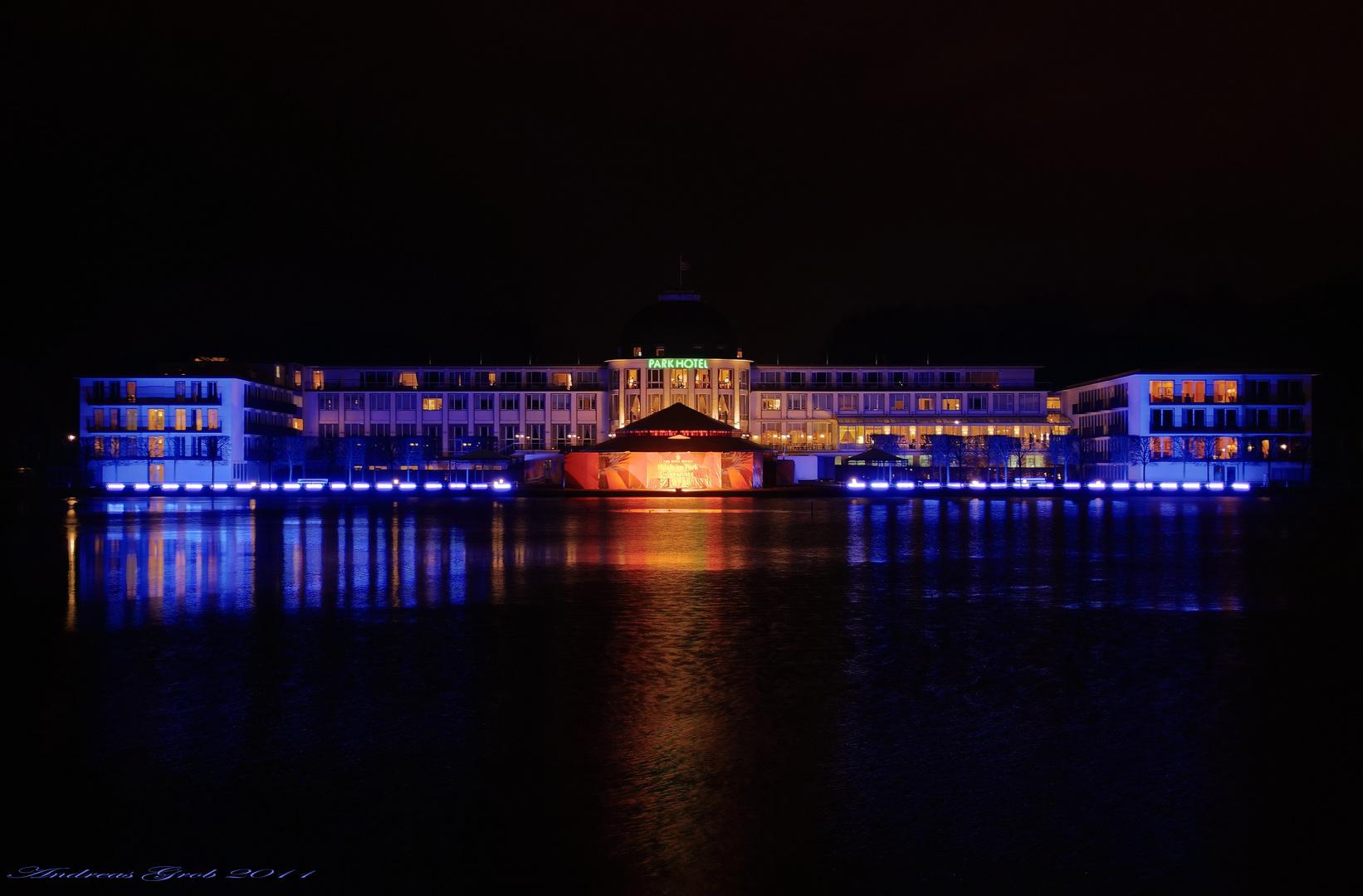 - Palais im Park im Park Hotel Bremen -