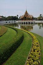 Palais royal à Bangkok.