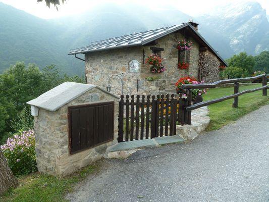 Palanfré ( Italie )