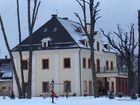 Palast auf dem Wasser Staniszow