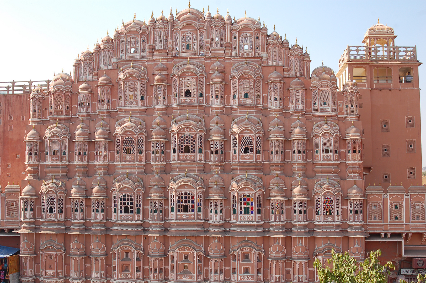 Palast der Winde ( Indien)