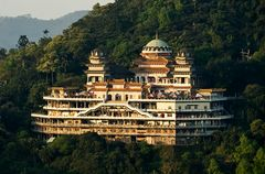 Palast in den Bergen