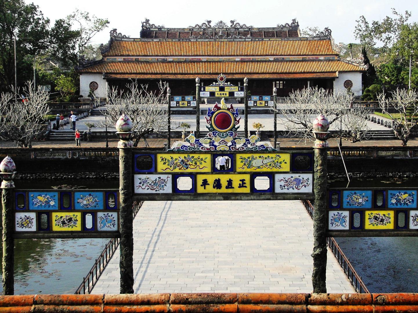 Palast in Hué