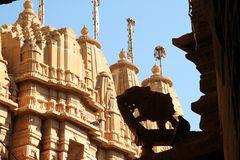 Palast in Jaisalmer Rajasthan