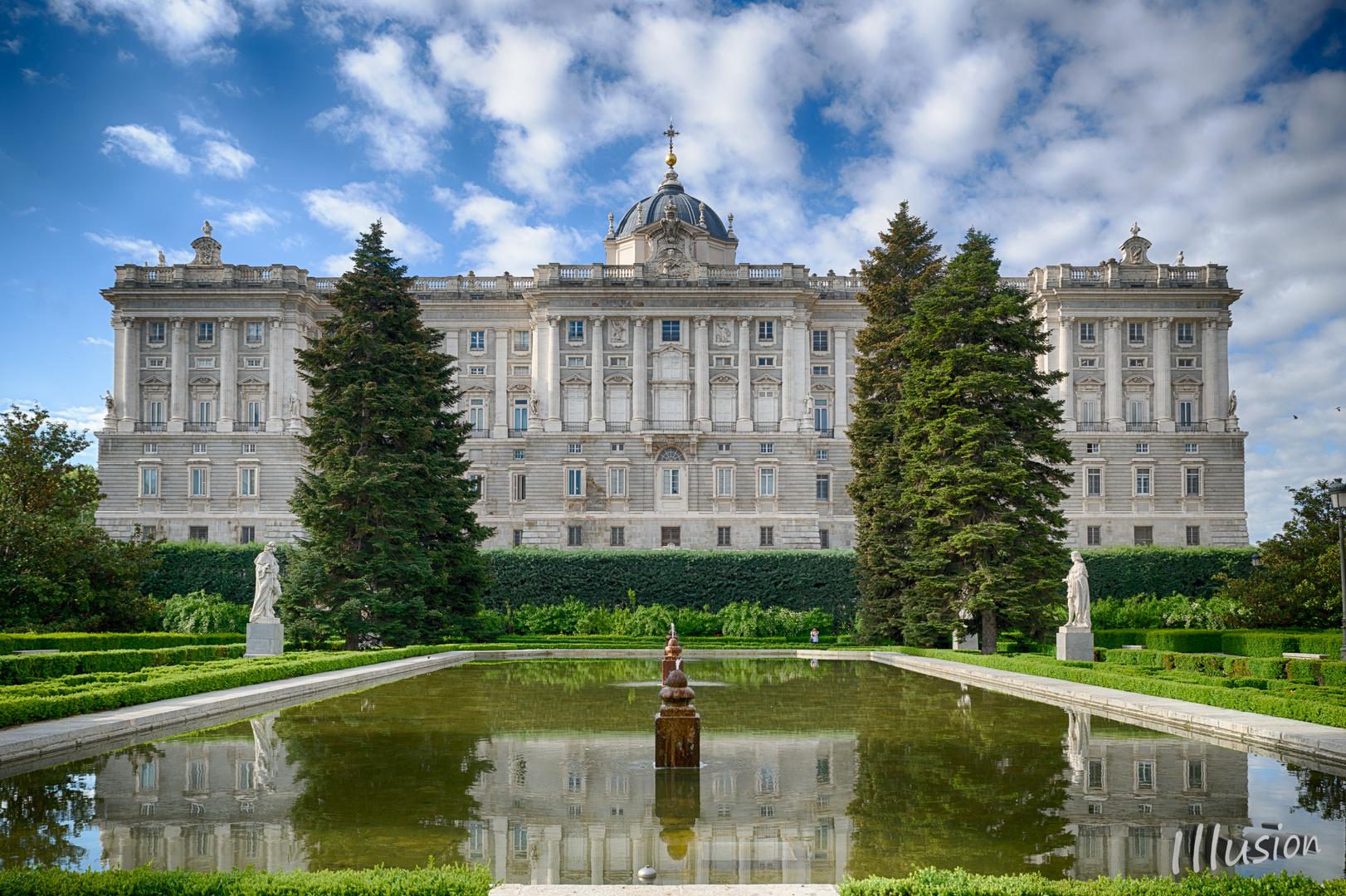 Palast Madrid