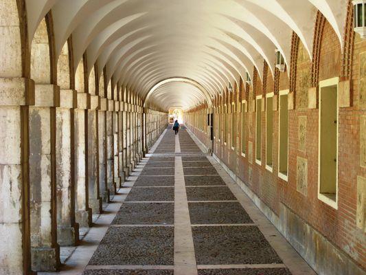 Palast von Aranjuez