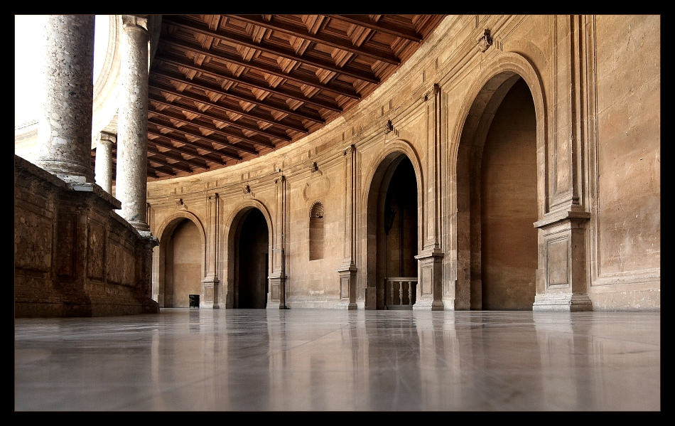Palast von Karl des Fünften