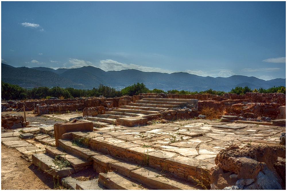 Palast von Malia, Kreta