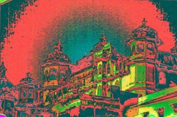 Palast von Udaipur