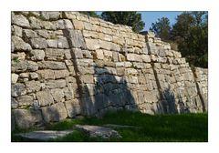 Palastmauer