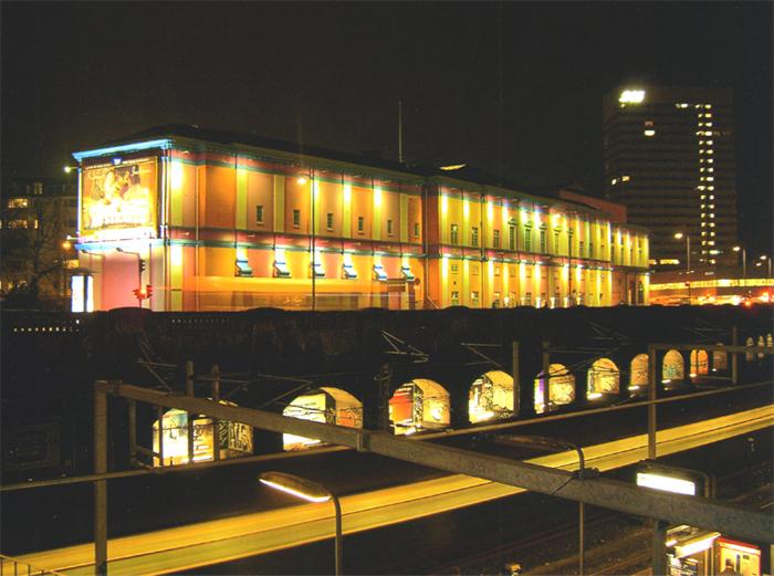 Palasttheater in Kopenhagen