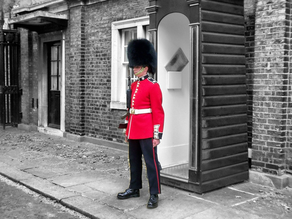 Buckingham palace community spirit