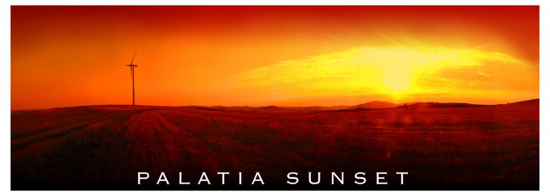 Palatia Sunset