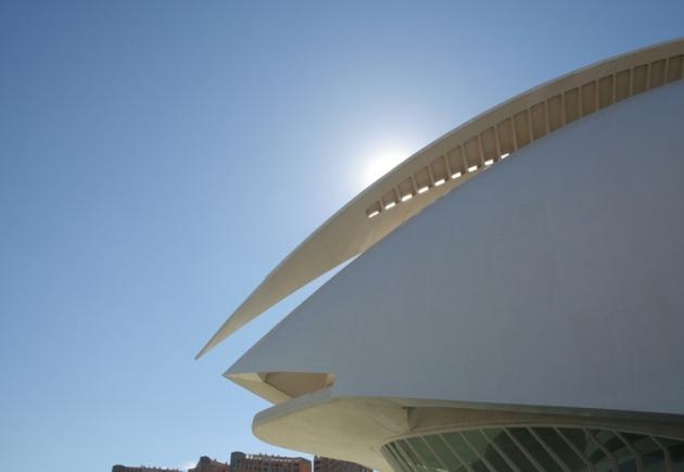 Palau de les Arts Reina Sofía, Valencia, Spain