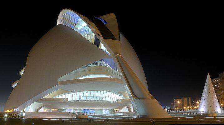 Palau de les Arts - Valencia - Spain