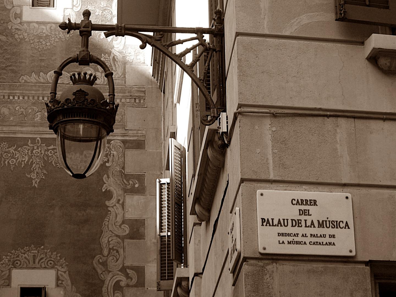Palau del la Música Catalana (Barcelona)