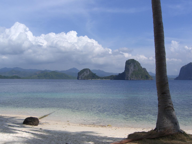 Palawan Philippinen Inabuyatan Island