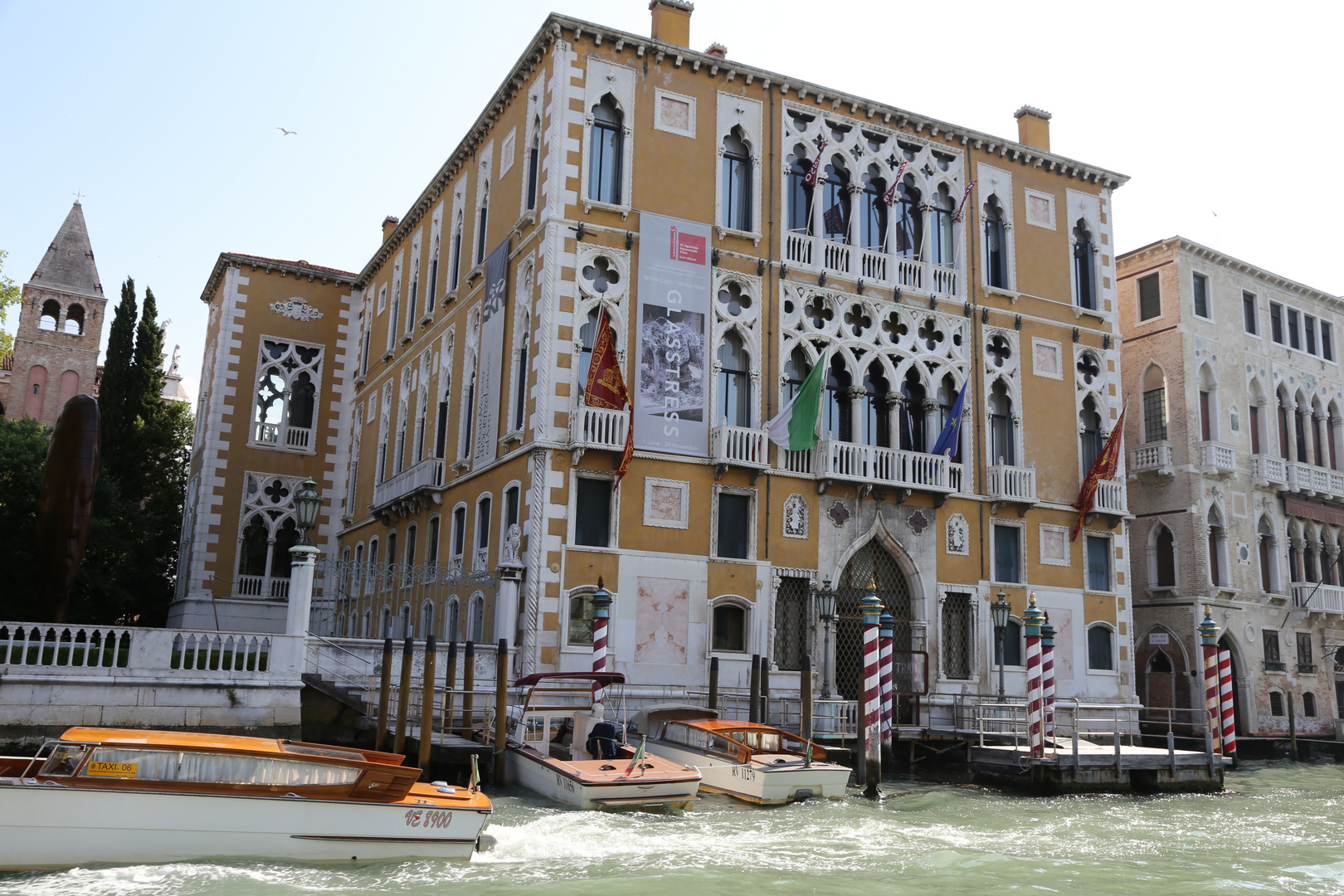Palazzo am Canale in Venedig