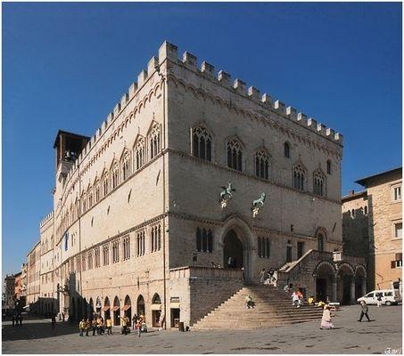 Palazzo dei Priori-Perugia
