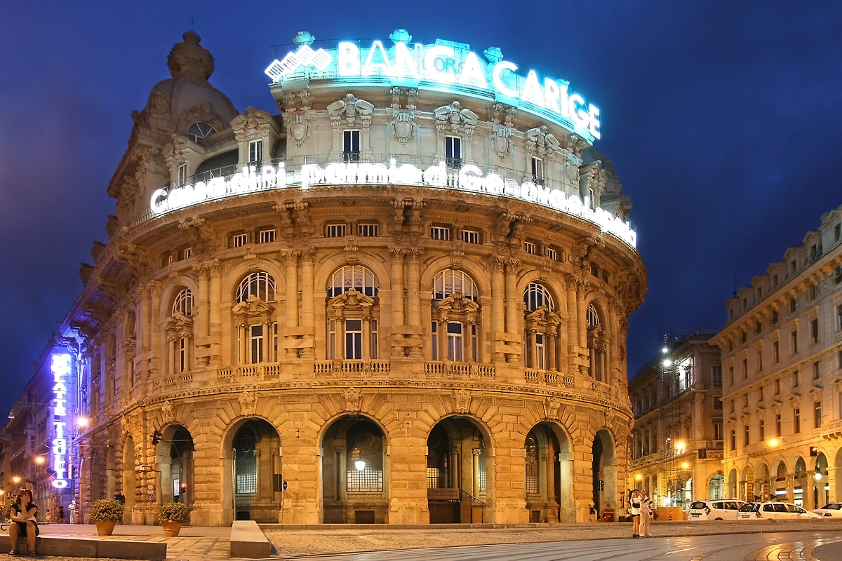 Palazzo Della Nuova Borsa Valori