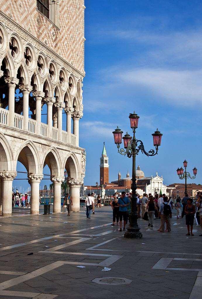 Palazzo Ducale...