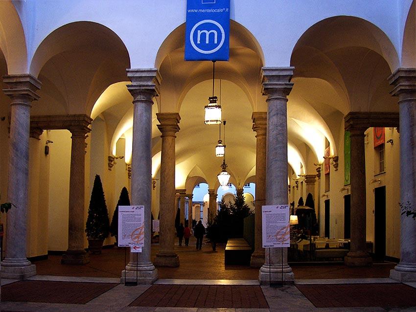 Palazzo Ducale - Atrio - Ge