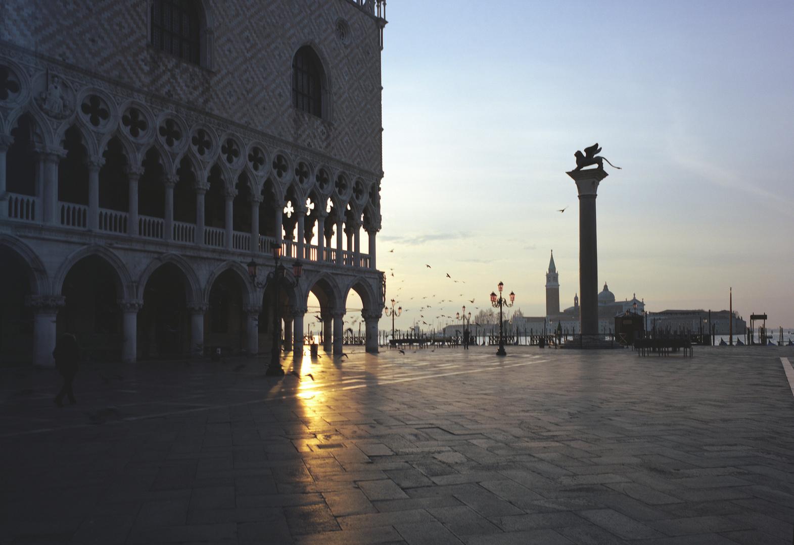 Palazzo Ducale, Piazzeta San Marco, Venedig