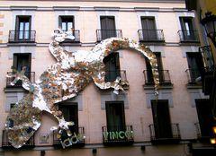 Palazzo Lucertola di Madrid