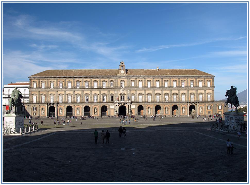 Palazzo Reale - Neapel