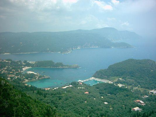 Paleokastritsa-Korfu
