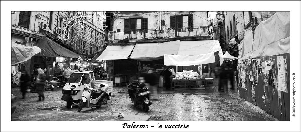 Palermo - 'a vucciria