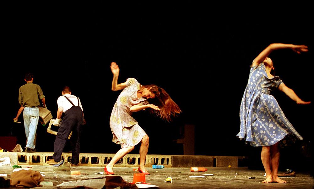 Palermo-Parlermo 3 - Tanztheater Wupüpertal Pina Busch (D)