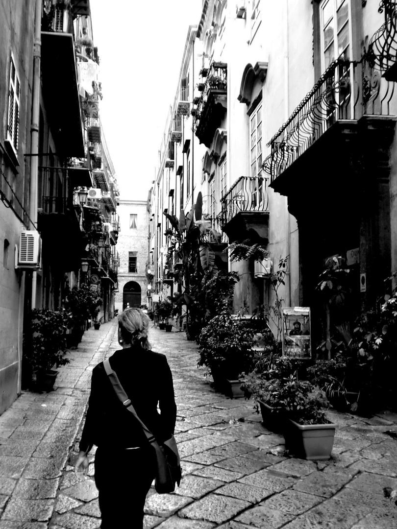 Palermo Shoot B&W