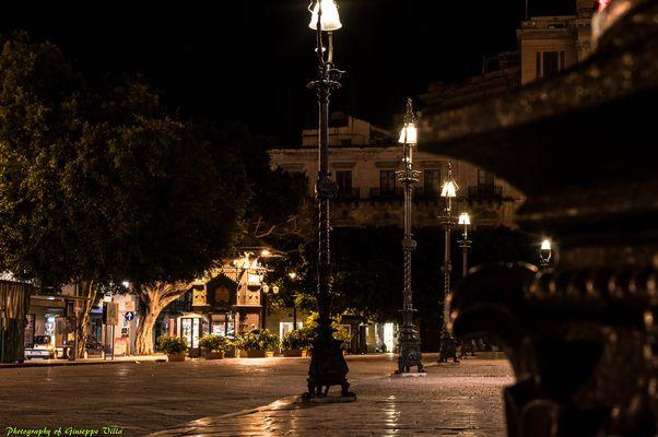 Palermo - zona Teatro Massimo
