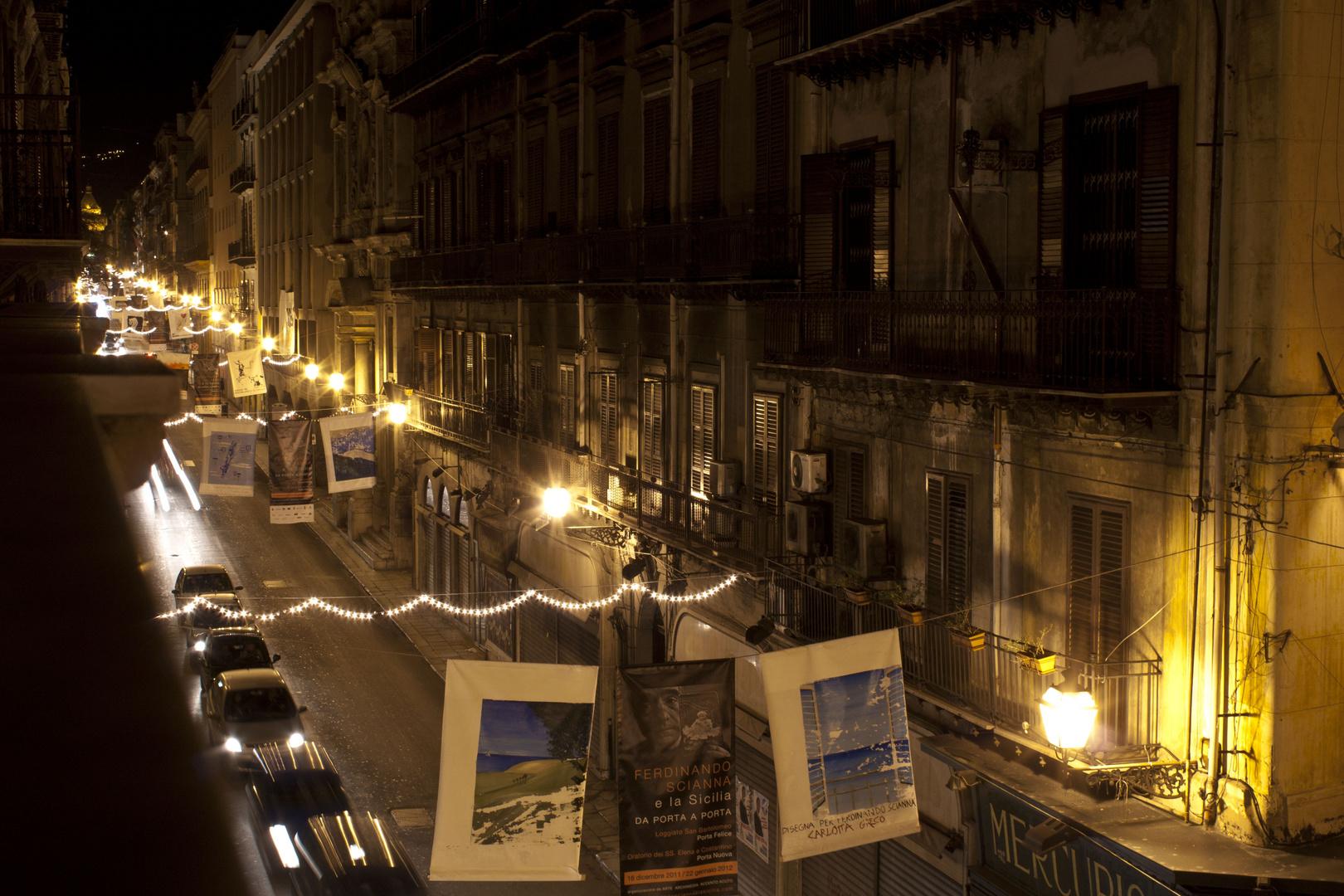 Palermos Nacht