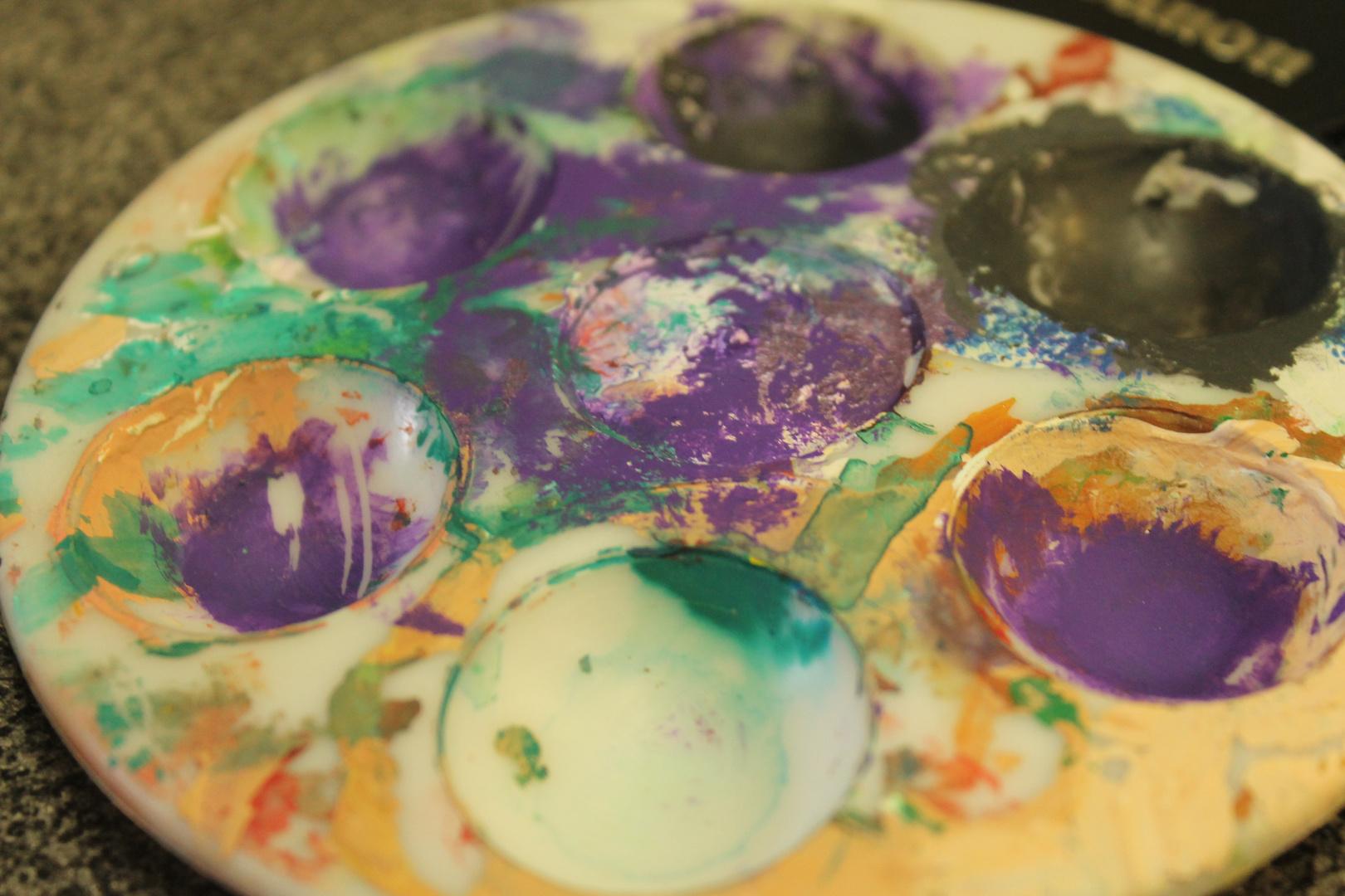 Paleta, los colores dan vida a este mundo
