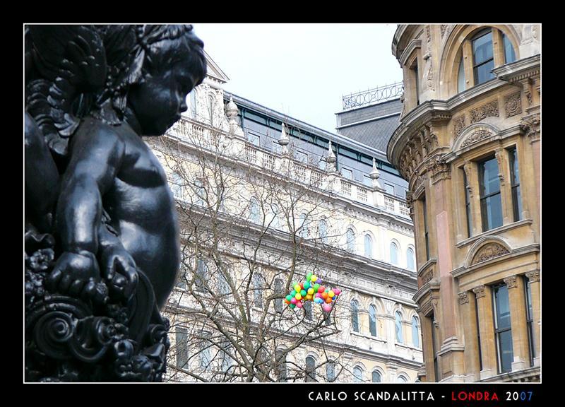 Palloncini londinesi