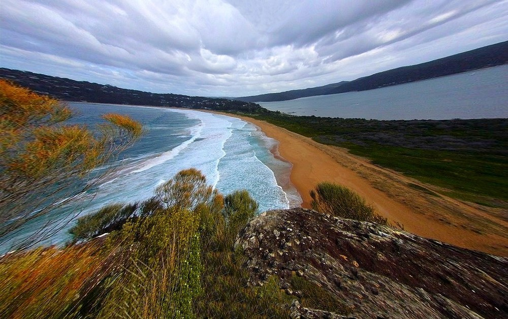 Palm Beach - Du rocher de Barrenjoey headland -Sydney