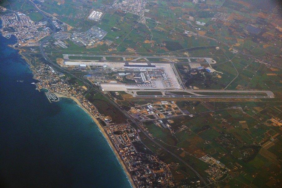 >Palma de Mallorca, Aeroport Son Sant Joan