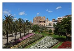 Palma de Mallorca - Kathedrale La Seu - 3